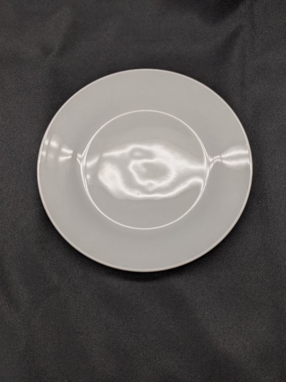 SALAD PLATE/WHITE 8