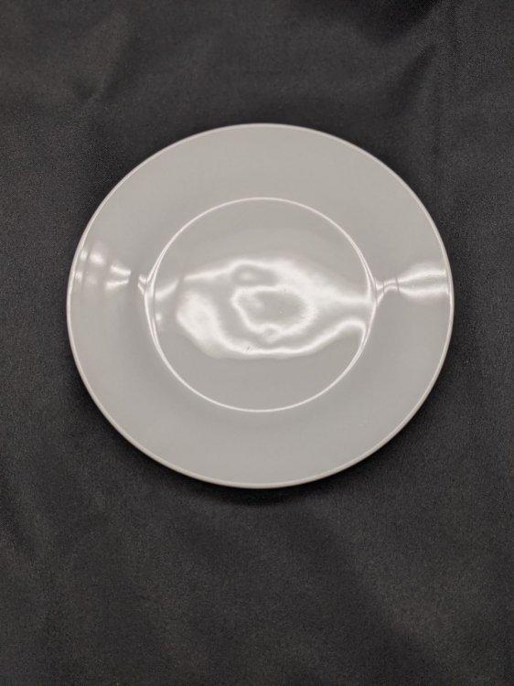 SALAD PLATE/WHITE 8