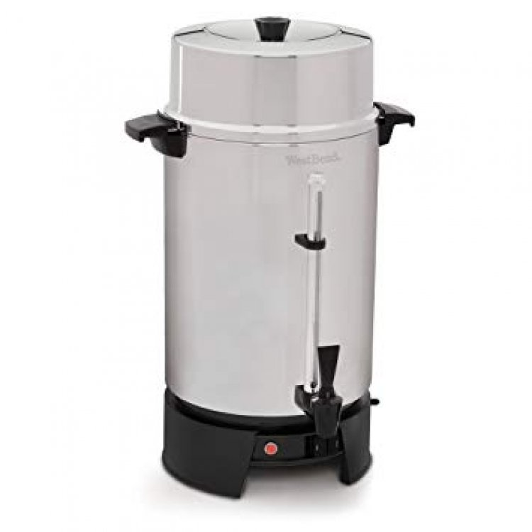 COFFEE MAKER 100 CUP REGAL