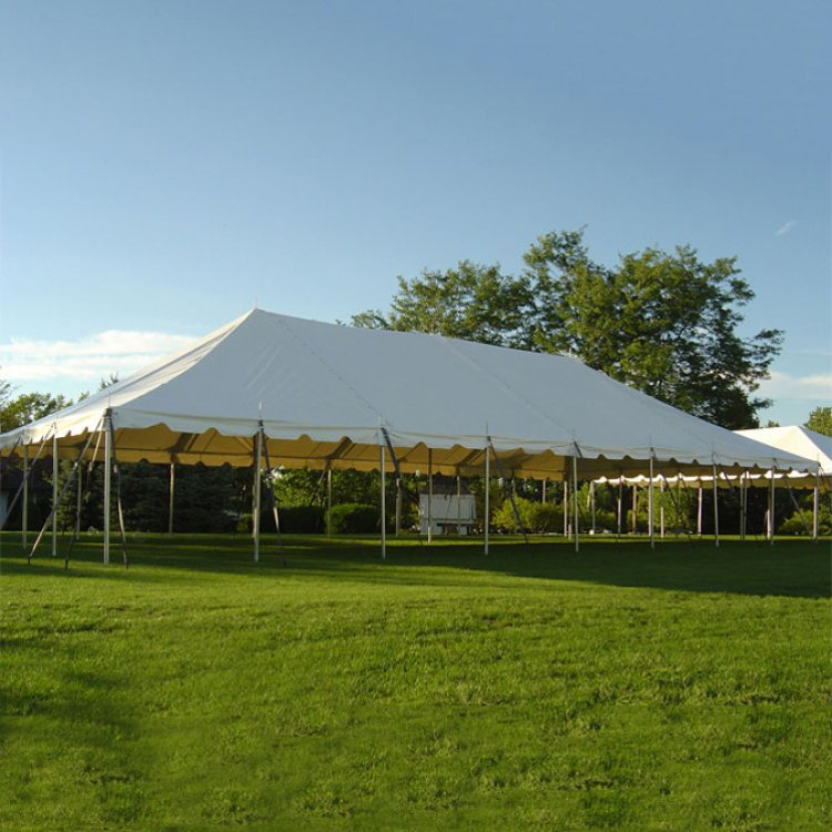 30x60 Pole Tent  (192 people)