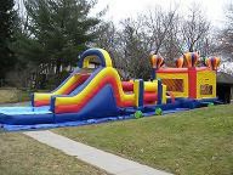 3 Piece Obstacle Course (Wet or Dry)