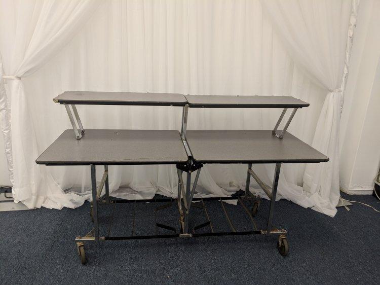 Portable 8ft Fold Bar
