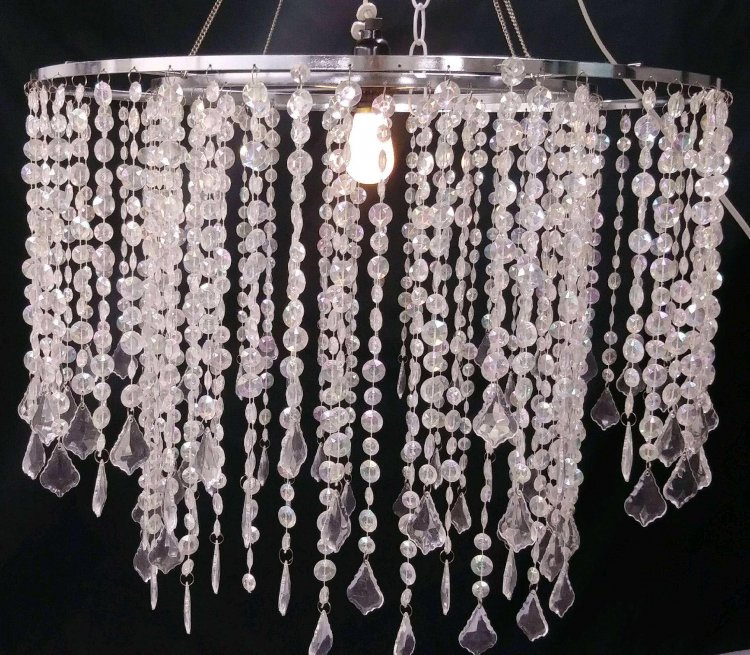 CHANDELIER CRYSTAL 24