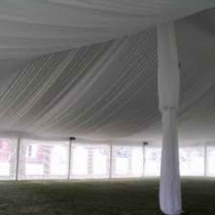 POLE LINER FOR TENTS- 22FT