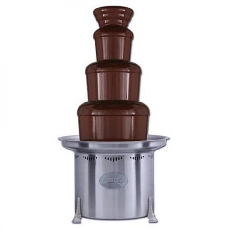 CHOCOLATE FOUNTAIN 34