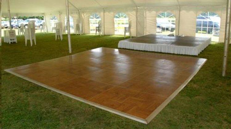 Dance Floor 12x12