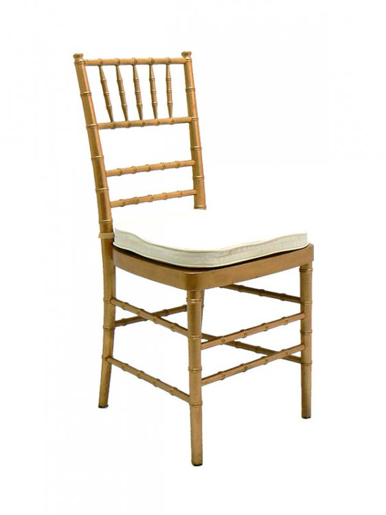 CHIAVARI CHAIRS GOLD