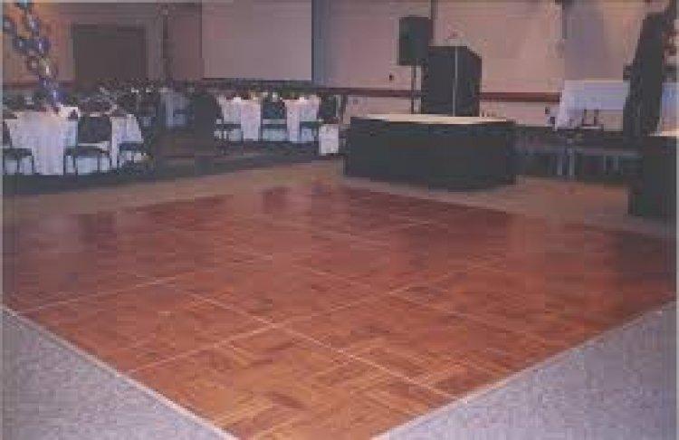 Dance Floor 24x24