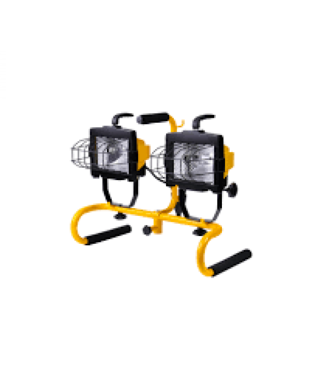 Halogen Double Lights