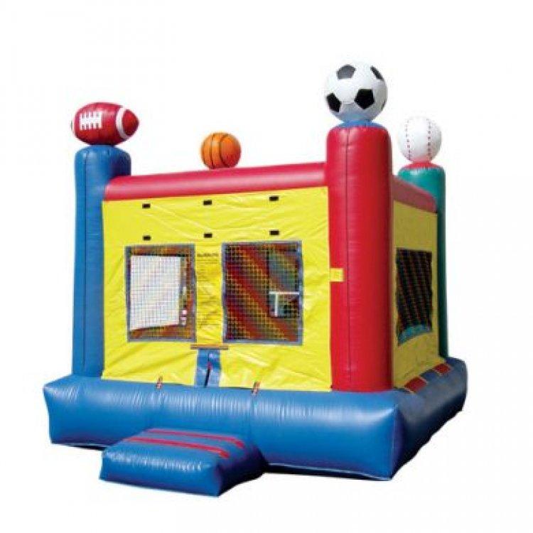 Sport Bounce House #2