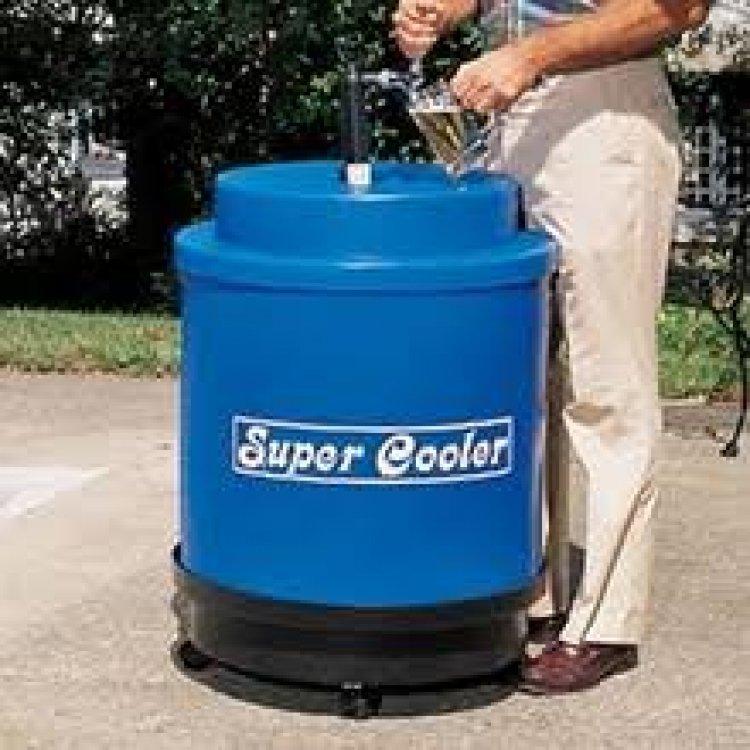 SUPER COOLER BLUE