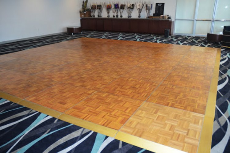 Dance Floor 21x21