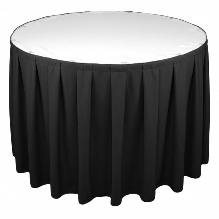 60 Round Table Skirt