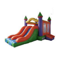 Double Slide Castle (not for adults)
