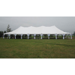 40'x100' Pole Tent (416 people)