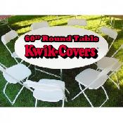 60 Round Kwik Covers