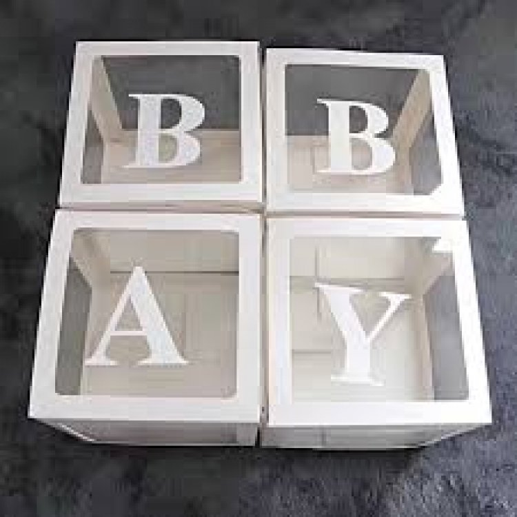 Baby Letter Box